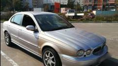 Jaguar X-Type 2.1 AT (156 л.с.) [2005]