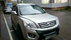 Great Wall Hover H6 1.5 MT (143 л.с.) 4WD [2014]