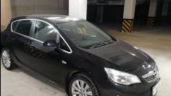 Opel Astra J 1.4 AT (140 л.с.) [2011]