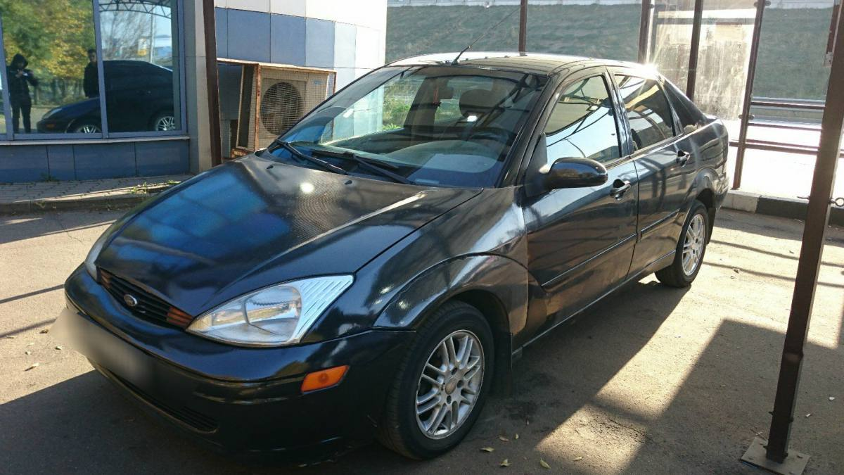 Ford Focus (North America) I