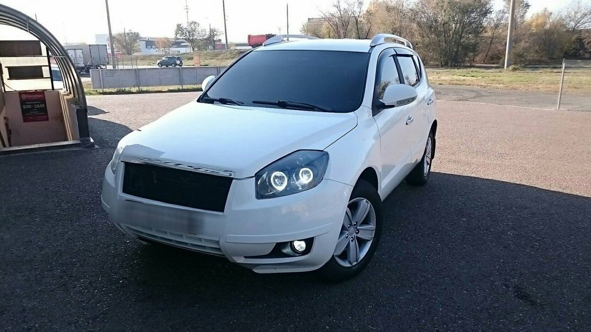 Geely Emgrand X7 I