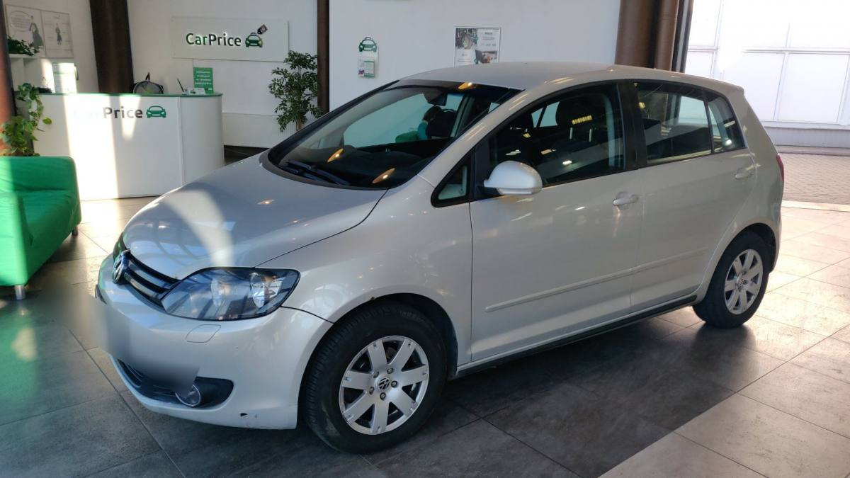 Volkswagen Golf Plus II