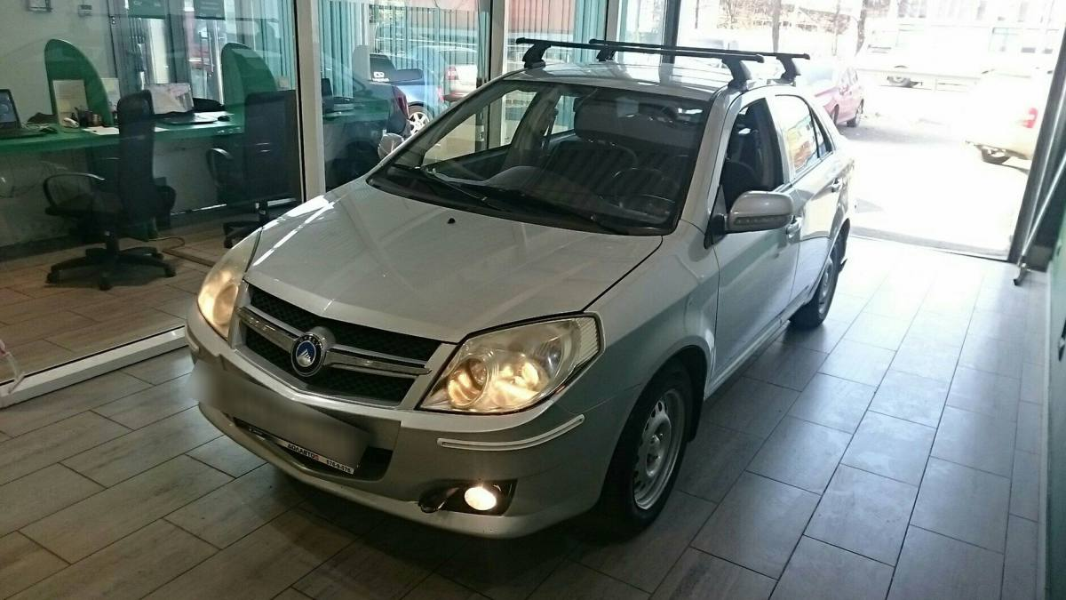 Geely MK I